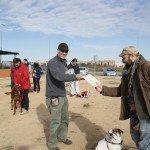 adiestramiento de perros en Valencia, curso en grupo