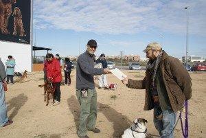 adiestramiento de perros en Valencia